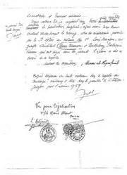 copie d acte de mariage file copie manuscrite acte de mariage henry roquefeuil et marthe rudel 16 janvier 1759 pdf