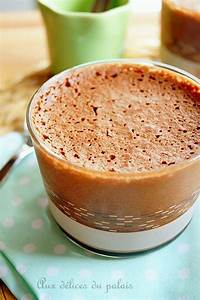 Creme Chocolat Sans Oeuf : mousse au chocolat sans oeufs ni cr me vegan recette ~ Nature-et-papiers.com Idées de Décoration