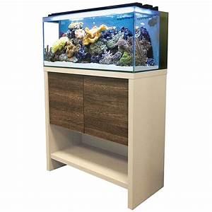 Aquarium Zubehör Günstig : fluval reef meerwasser aquarium kombi von fluval g nstig bestellen ~ Frokenaadalensverden.com Haus und Dekorationen