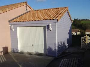 autoconstruction d39un garage a ossature bois With prix pour construire un garage