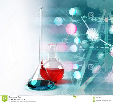 test tubes science background royalty  stock images