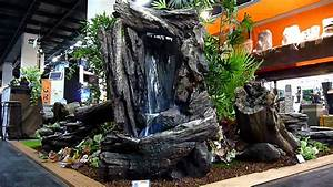Wasserfall Garten Selber Bauen : naturnaher wasserfall youtube ~ A.2002-acura-tl-radio.info Haus und Dekorationen