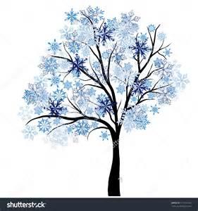 59 free winter tree clip