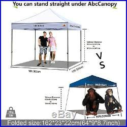 abccanopy   ez pop  canopy instant shelter outdoor party tent gazebo patio awnings