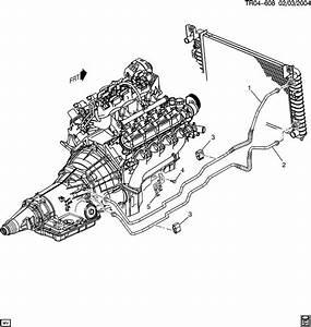 4l80e Transmission Cooler Diagram