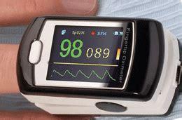 CMS-50E Fingertip Pulse Oximeter - Blood Oxygen Monitor