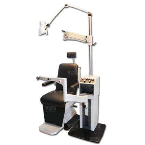 used marco deluxe ophthalmology chair and stand for sale