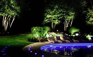 Outdoor led lighting for patios : Best patio garden and landscape lighting ideas for