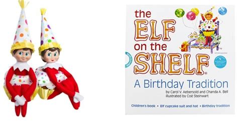 The On The Shelf Birthday by The On The Shelf A Birthday Tradition Book And