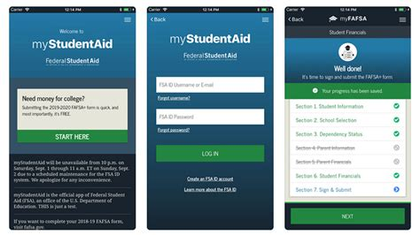 ed launches  student aid app community college daily