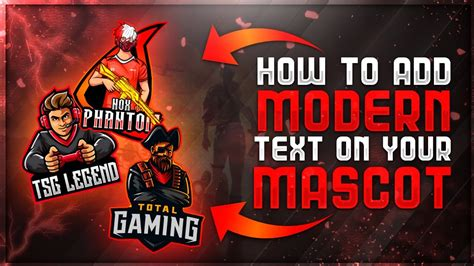 Once you are complete, you can upload your youtube channel logo/icon in transparent format or vector and you are all set! Make logo Like Starborne & TSG | How To Make Free Fire ...