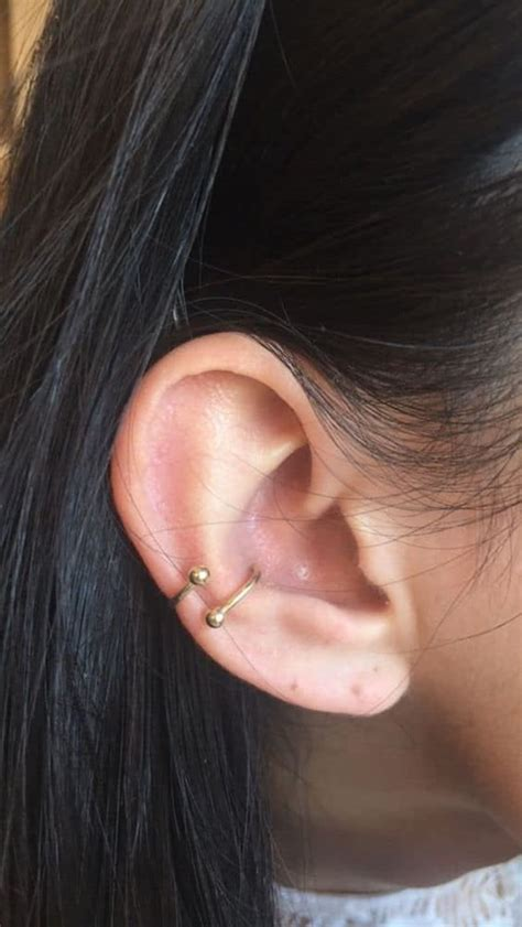 exciting reasons    conch piercing  ideas