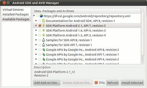 install android sdk ubuntu how to install android sdk and take screenshots in