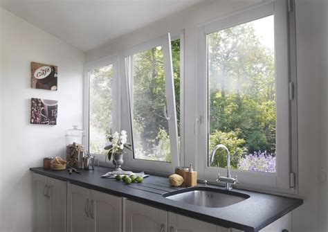 changer evier cuisine choisir ses fenêtres en fonction du style de sa maison