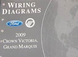 2009 Ford Crown Victoria  U0026 Mercury Grand Marquis