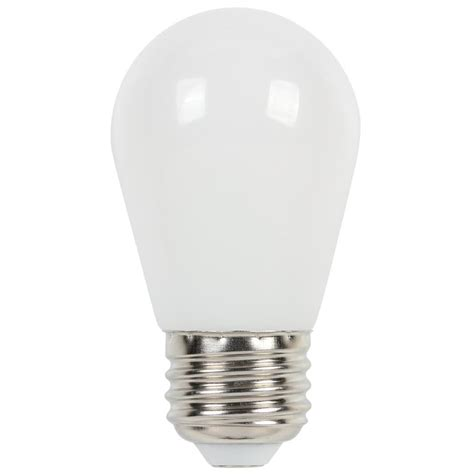 s14 light bulbs westinghouse 11w equivalent frosted s14 led light bulb