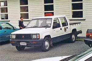 Mitsubishi L200 Long Ute