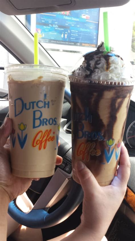 Dutch bros has been serving delicious coffee since 1992. Annihilator and Picture Perfect Dutch Freeze - Yelp