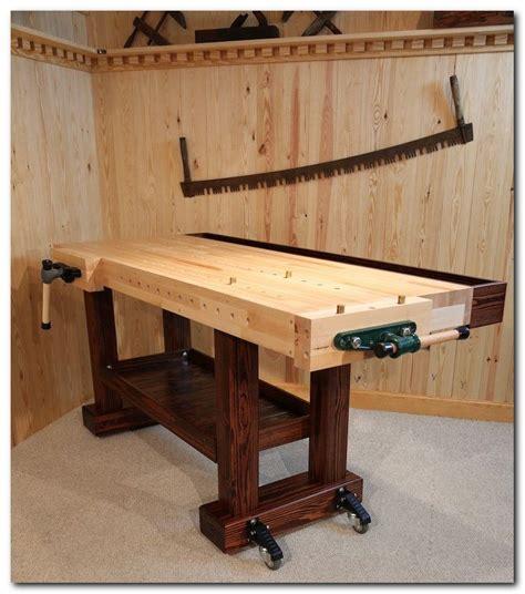 build     workbench super simple
