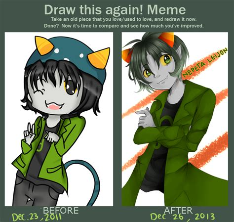 improvement meme nepeta  magianwizard  deviantart