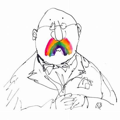 Blake Quentin Rainbow Cards Draw Coolhunting Sir