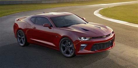 Chevrolet Camaro Not Coming To Australia, Holden Confirms