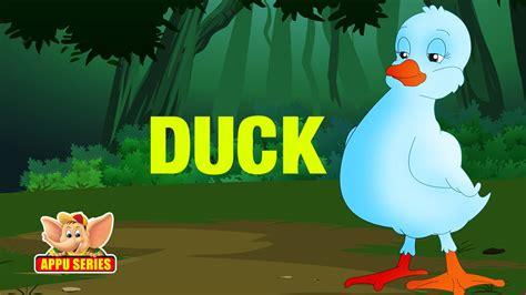 animal sounds duck youtube