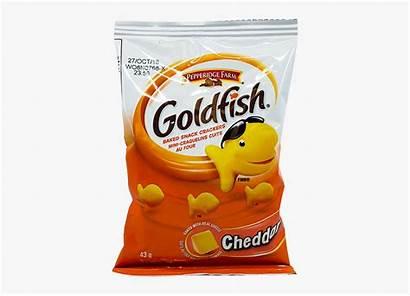 Goldfish Crackers Snack Cracker Pepperidge Farm Clipart