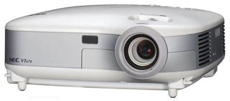 nec projectors nec vt  lcd projector