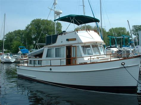 Banks Boats by 1984 Grand Banks 36 Power Boat For Sale Www Yachtworld