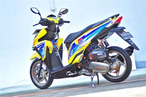 Modifikasi Vario 120 by 5 Modifikasi Honda Vario 150 Esp Ridergalau