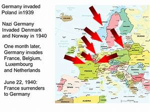 Who was on each side? Axis Powers Germany Italy Japan ...