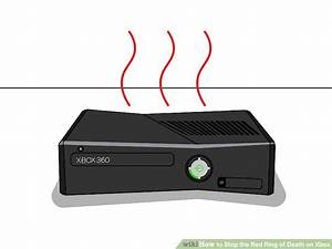 3 Ways To Stop The Red Ring Of Death On Xbox WikiHow
