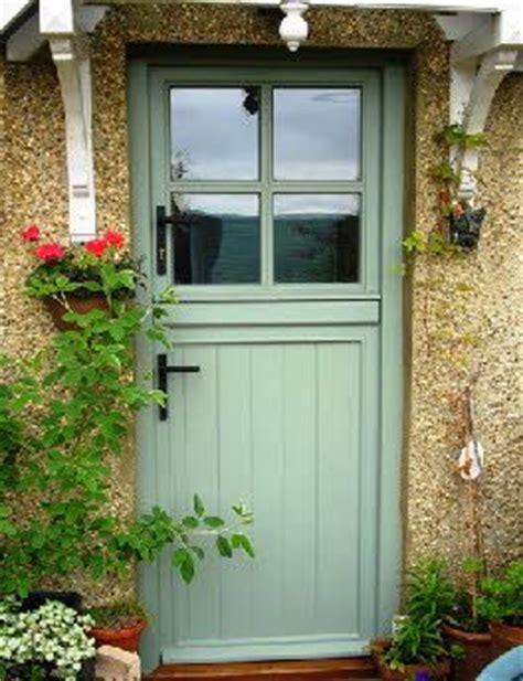 Wood Back Door With Window by Ellwood Windows Doors Conservatories Orangery Bespoke