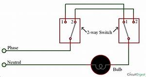 2 Way Light Switch Wiring Diagram Australia