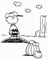 Coloring Snoopy Charlie Brown Halloween Peanuts Baseball Thanksgiving Pumpkin Printable Happy Wallpapers9 Characters Popular Inspiration Clubhouse Bergino Cartoon Coloringhome Fall sketch template
