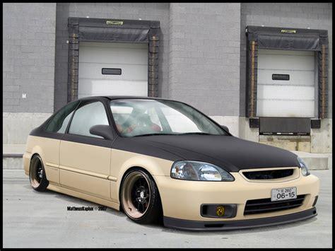 Honda Civic Dx Coupe Jdm  Image #57