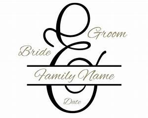 free custom wedding monogram With create a monogram free online
