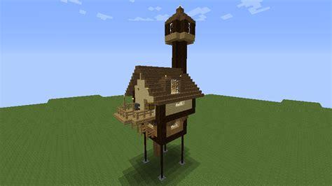 tall house creation