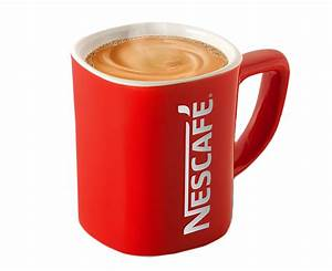 Nescafe red mug coffee PNG - PNG image with transparent ...