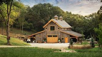 gambrel house plans barn wood home great plains western barn home