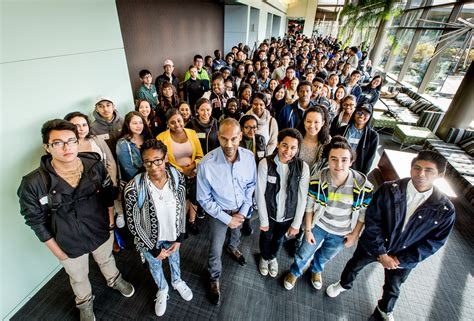 High School Students Attend Microsoft's Annual Blacks At