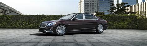 2018 Mercedes-maybach Luxury Features