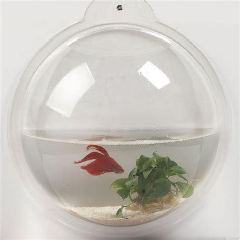 aquarium mural une maison classe pour vos poissons