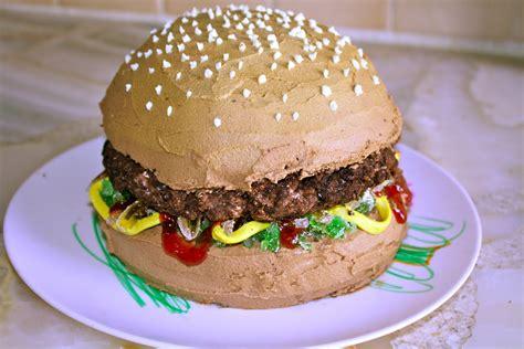 hamburger ideas hamburger cakes decoration ideas little birthday cakes