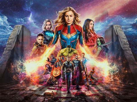 captain marvel avengers endgame   preview