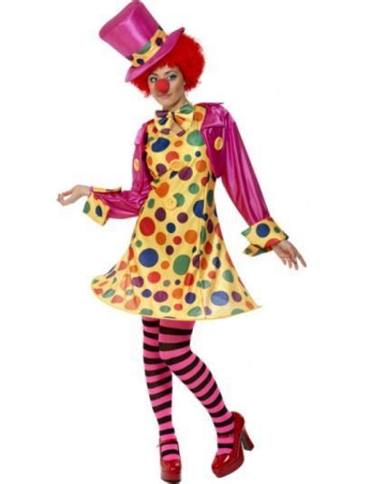 costume carnaval deguisement clown femme ruedelafete