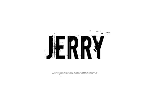 jerry  tattoo designs