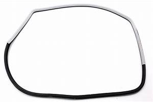 Driver Door Seal Weatherstripping Rubber Trim Vw Beetle 98