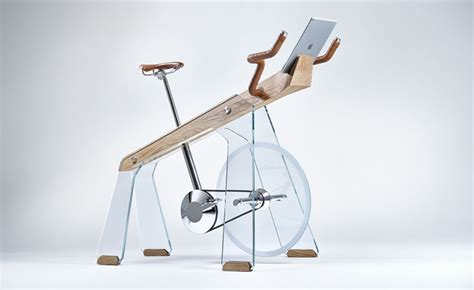 Fuoripista Is One Of The Most Elegant Exercise Bikes You